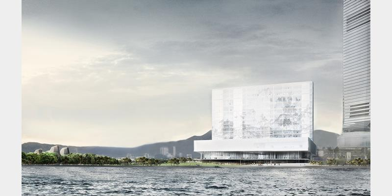the winning design was selected unanimously by an jury led by rafael moneo